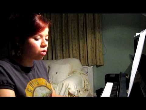 Your Song - Ellie Goulding piano cover