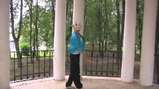 Джафарова Юлия (Павел Воля -Я хочу Танцевать) ТНТ