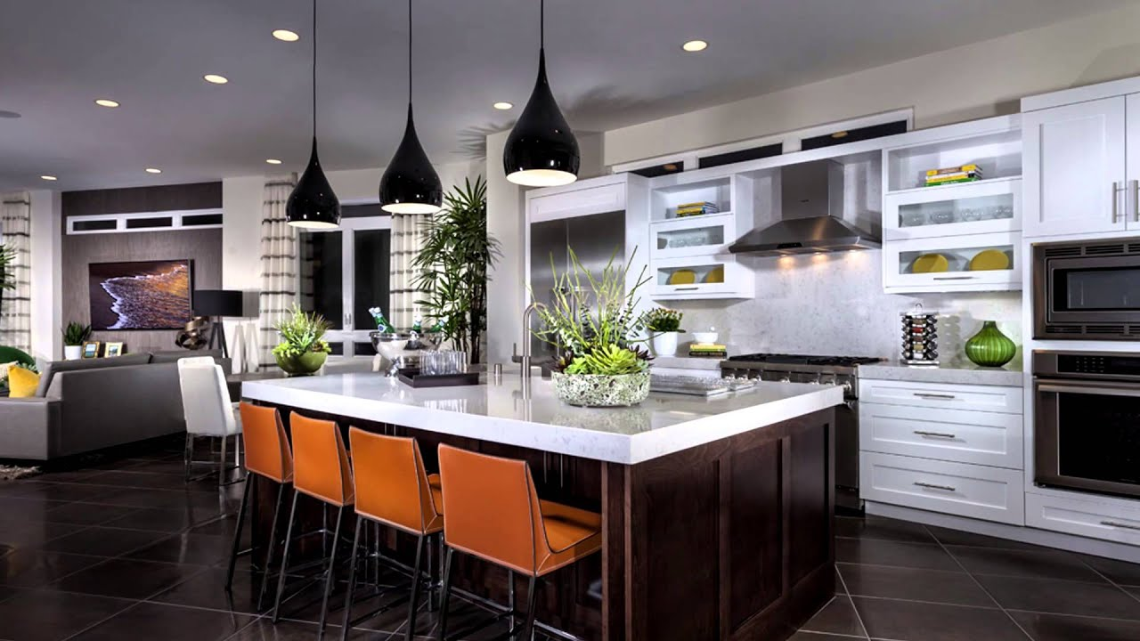 Design Your Perfect Kitchen in Your Dream Home - YouTube