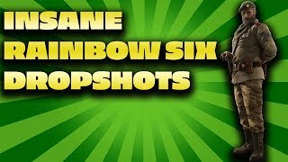 DROPSHOTTING Will NEVER Die How To DROPSHOT In Rainbow Six Siege Phantom Sight TTS