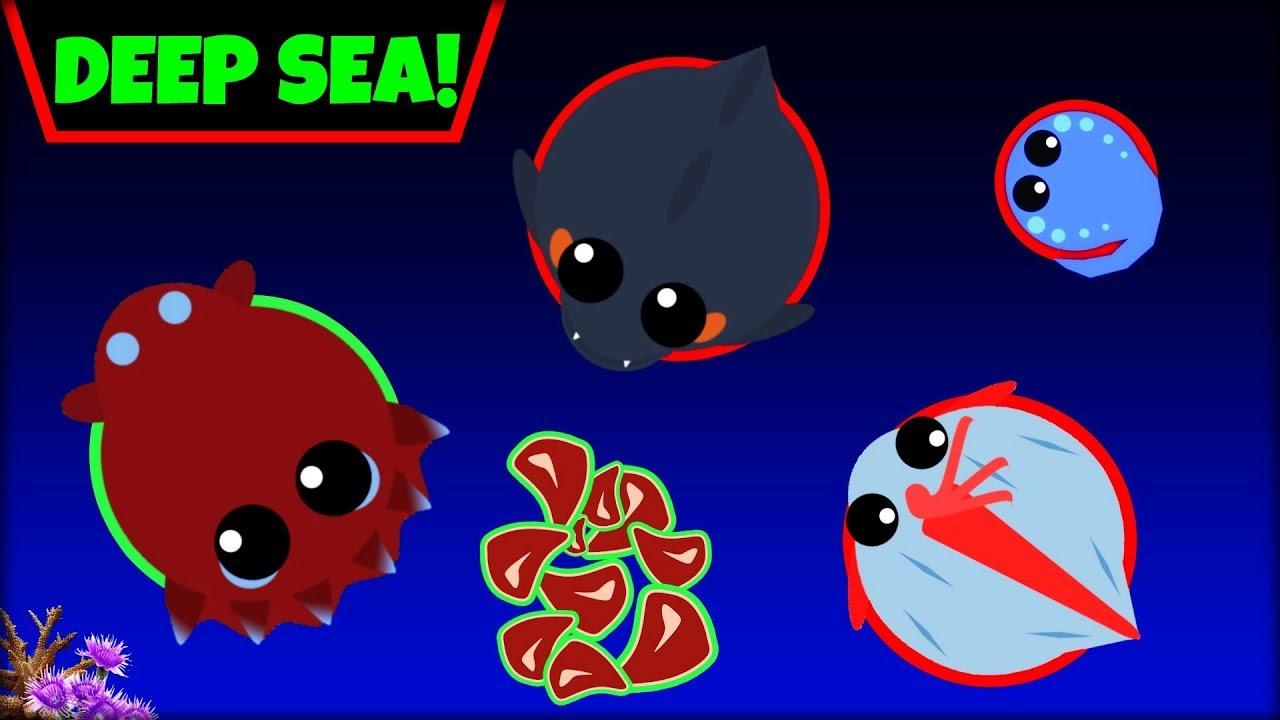 Mope Io Deep Ocean All Deep Ocean Animal Ideas Mope Io