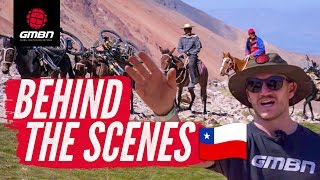 Behind The Scenes At The Andes Pacifico | What Does It Take To Run An Enduro?