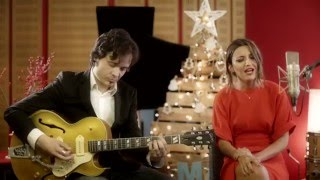 Have Yourself a Merry Little Christmas (acoustic cover by Alexandra Pereira & El Twanguero)