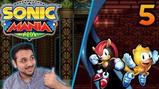 Let's Procrastinate With Sonic Mania Plus - Part 5