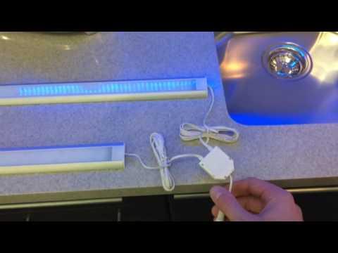 Светодиодные светильники для кухни и не только . Супер датчик
