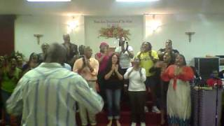 "PKJones Ensemble -""The Lord Is Blessing Me"""