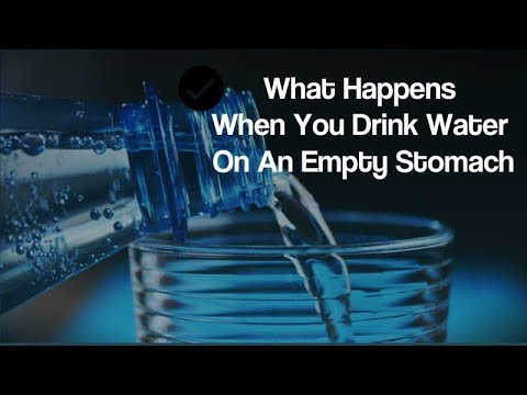 What Happens When You Drink Water On An Empty Stomach - The Japanese Water Therapy