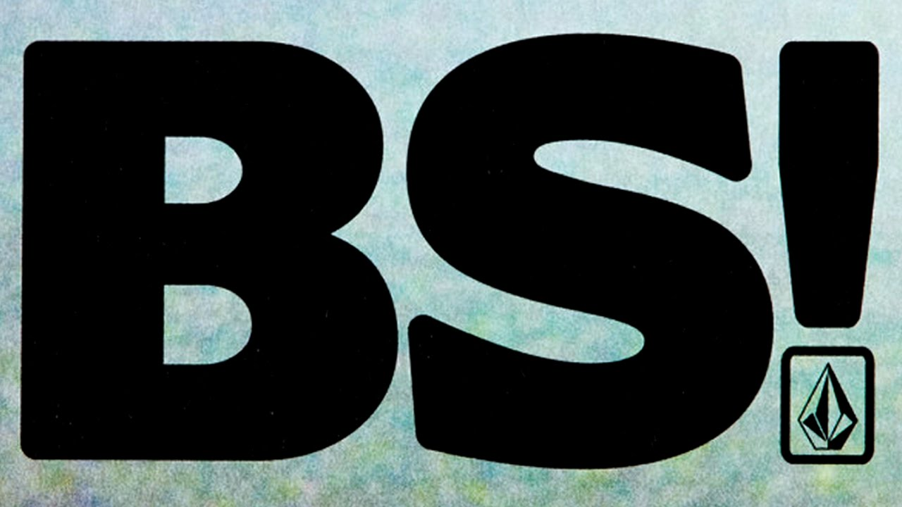 volcom stone presents bs youtube