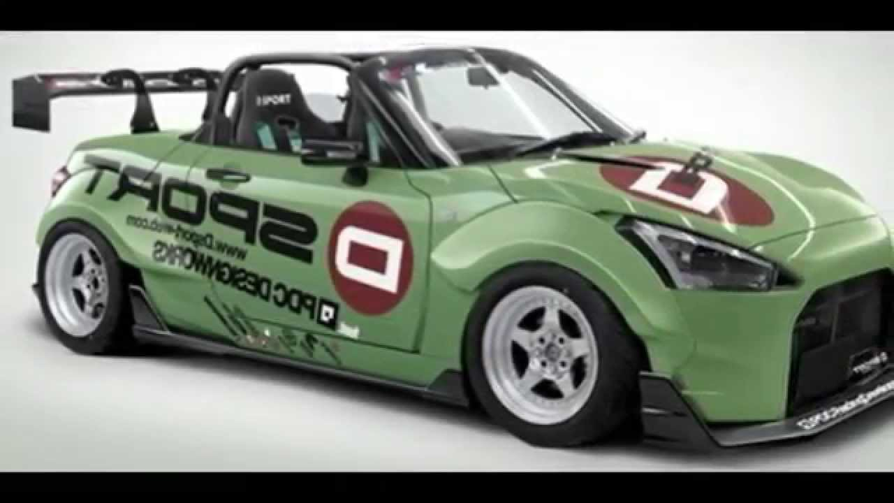mobil daihatsu terbaru copen spesifikasi daihatsu copen youtube. Black Bedroom Furniture Sets. Home Design Ideas