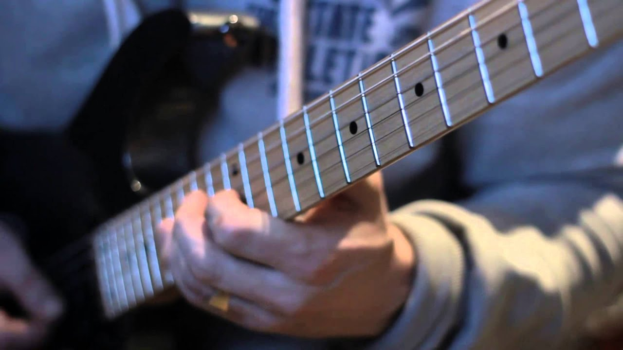 improvising on my ibanez rg560 youtube