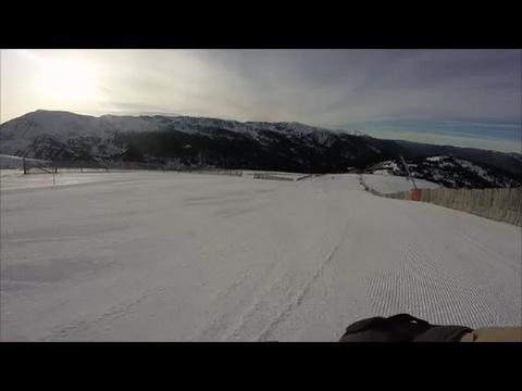 Andorra ski trip