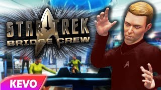 Star Trek VR but I annoy everyone