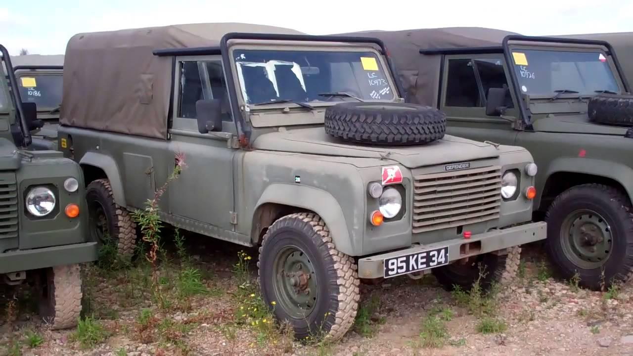 Jakon Motors 1986 87 Land Rover Defender 110 Diesel