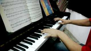 W.A Mozart Alla Turca Allegretto Piano Cover By Jeff Lim
