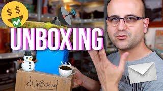 📬 Unboxing de paquetes | La red de Mario