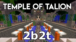 2b2t The Temple of the Talion