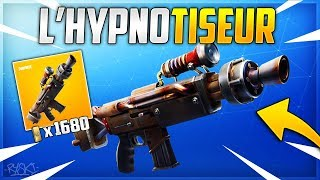 Fortnite: This Weapon Is Powerful on Fortnite Saving the World!! - ( Hypnotist presentation)