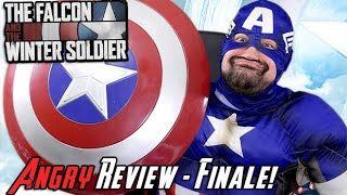 The Falcon and The Winter Soldier Ep.6 Finale & Series - Angry Review