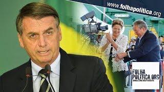 Bolsonaro divulga abertura da 'caixa-preta' do BNDES: 'tirem suas conclusões'