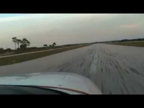 Merritt Island Takeoff