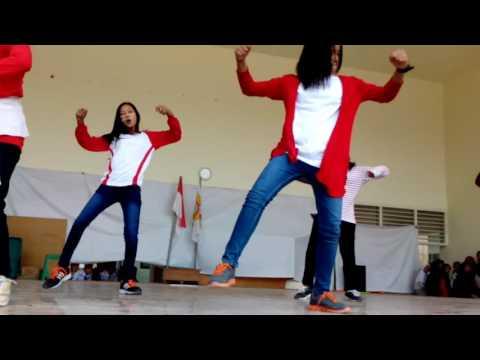 Dance SMPN 2 KEBOMAS
