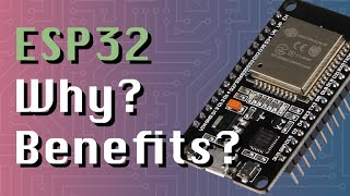 Thumbnail for video 'Why ESP32's Are the Best Microcontrollers'