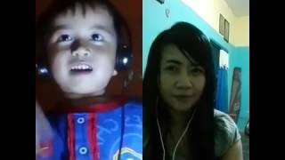 Anak kecil vs orang dewasa
