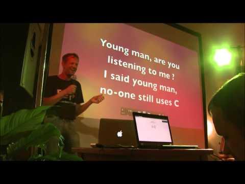 XML Prague 2015 - The Transformation Song