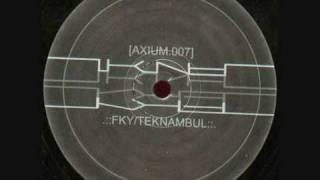 Teknambul -Blaster-