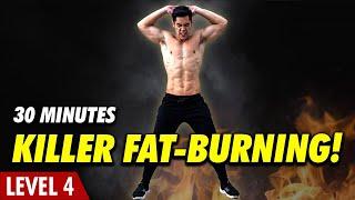 [Favourite] Level 4 - Killer Fat-Burning Home Cardio! screenshot 4