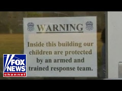 A look at schools that have already armed teachers