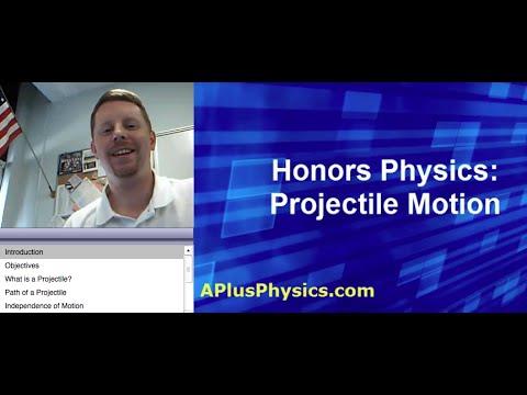 AP Physics - Projectile Motion