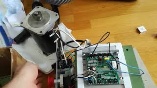 Chinese milling machine motor controller improved