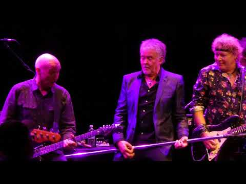 The Boys Are Back in Town Midge Ure & Paul Young@Sellersville PA Theater 6618