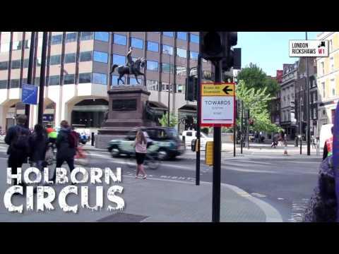 LONDON ZOO & LONDON RICKSHAWS