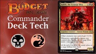 Budget Judith, the Scourge Diva - EDH/Commander ARISTOCRATS