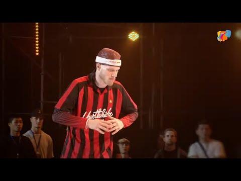 B-Boy Menno Interviewed   2019 World Championship