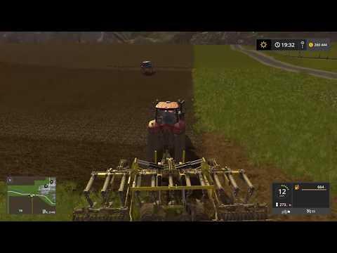 Farming Simulator 17 Дары Кавказа 322 серия