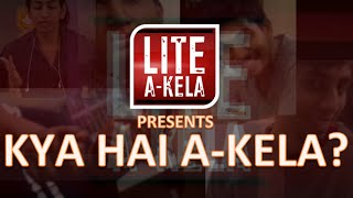 Kya Hai A-kela? - Official Channel Trailer | Boom-ing 2015