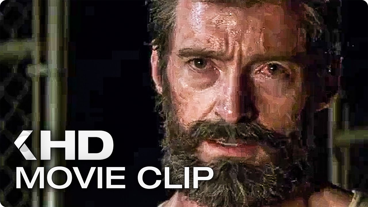International cinema clips website 01 11 - Logan Movie Clip Trailer 2017 Kinocheck International