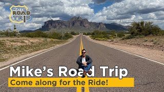 Mike's Road Trip Travel Blog theme song and video