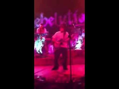 Rebelution-Winter Greens Tour Concert-The Orpheum Theatre in Flagstaff AZ