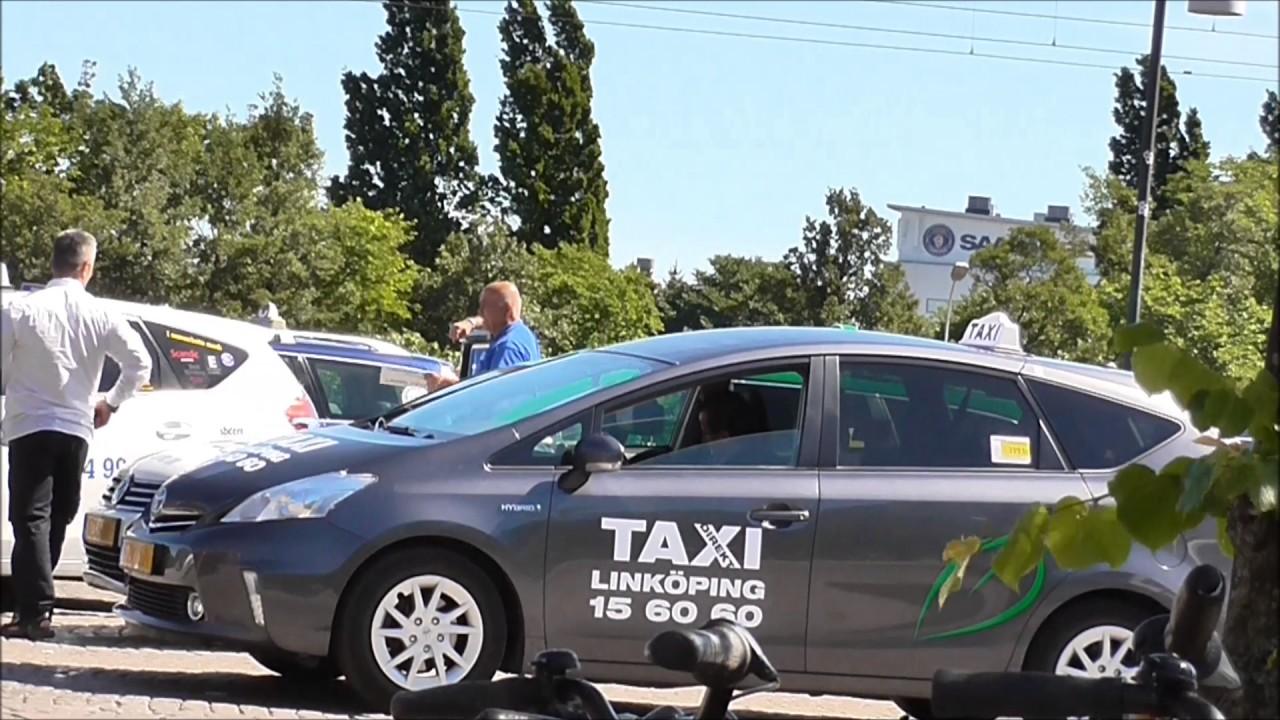 Taxi Linköping Billigt