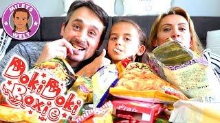 XXL SÜßIGKEITEN JAPANESE CANDY | DOKI DOKI BOXIE SNACK BOX | MILEYS WELT
