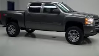 2011 Chevrolet Silverado 1500 CREW-SHORT-LT-Z71-4WD-LIFT-1 OWNER - P28