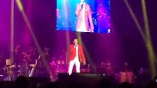 Sonu Nigam Live in Concert AMS NL Oct 30 2015 (10) Zindagi Ek Safar Hai Suhana & Mere Sapno Ki Rani
