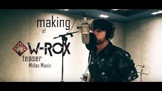 Baixar Teaser making of das gravações - EP W-Rox - Midas Music