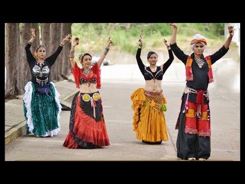 Tribu Danza Luna - Danza Tribal americana