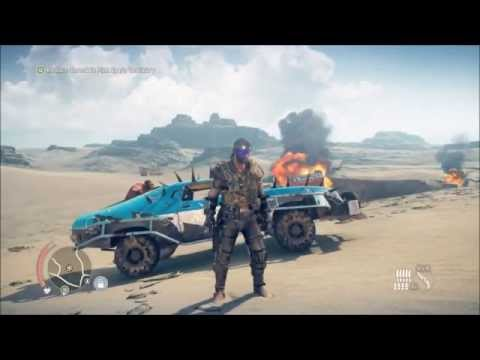 a solution for the mad max map glitch ps4 ver youtube. Black Bedroom Furniture Sets. Home Design Ideas