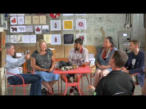 First Nations Open Forum @ CRAFTFEST 2017 (Albert Island)
